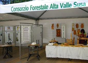 Il Consorzio Forestale Alta Valle Susa partner tecnico di Boster nord ovest 2016