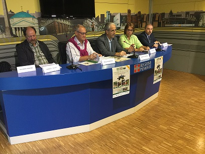 Conferenza Stampa Boster nord ovest 2016