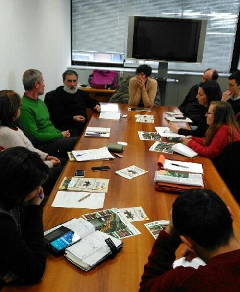 Prima riunione del gruppo di lavoro di Boster Nord Ovest 2016 per il programma convegnistico