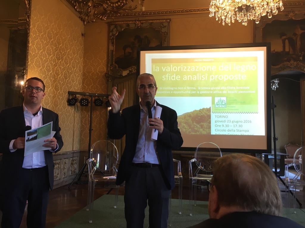 Valorizzazione del legno. Tutti i materiali presentati al convegno del 23 giugno a Torino