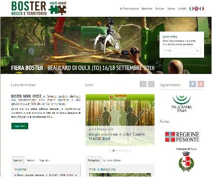 E' ora on-line il nuovo sito dedicato alla Fiera BOSTER
