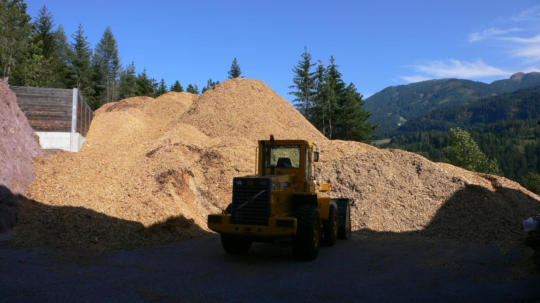 In Trentino in arrivo il registro informatizzato dei consumi di cippato