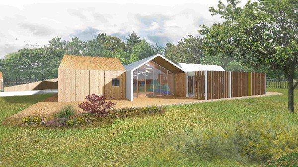 BABY LIFE: A Milano il primo asilo nido sostenibile completamente in legno