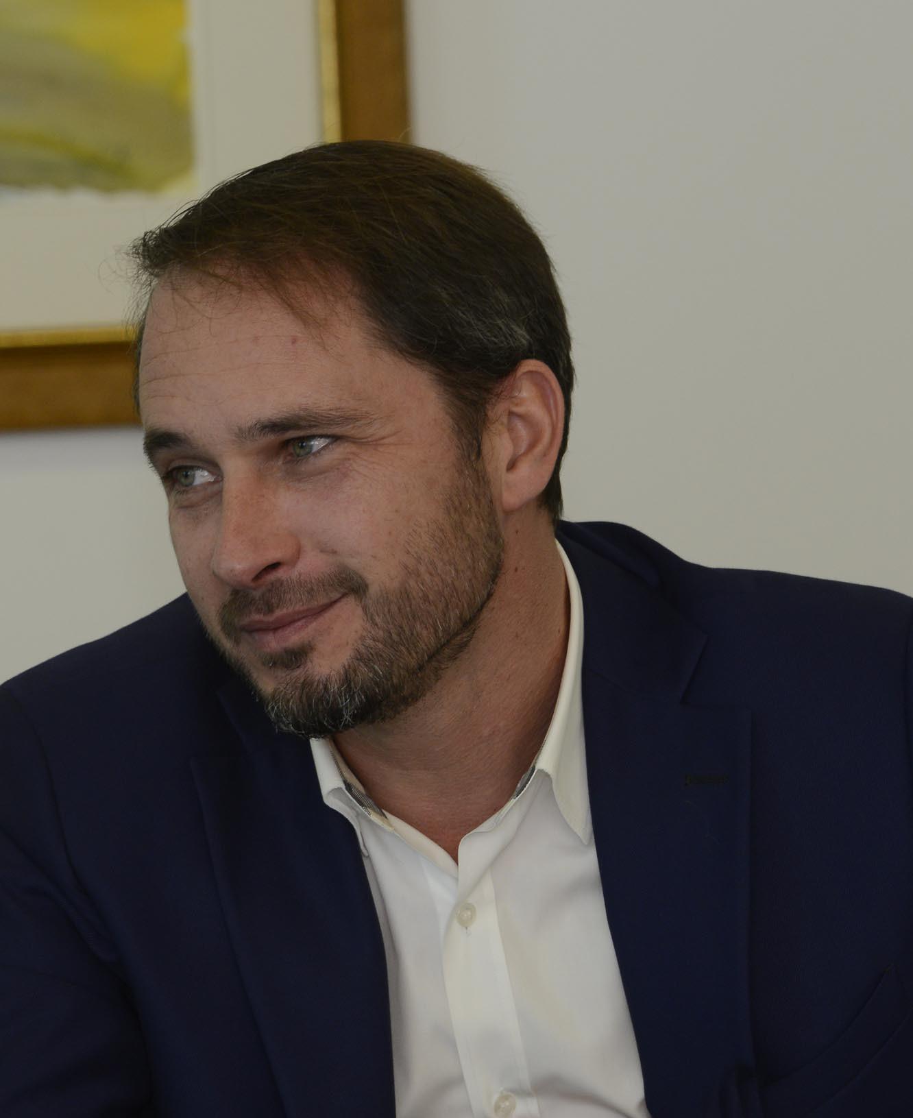 Il Saluto dell'Assessore Regionale Cristiano Shaurli