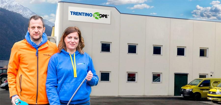 TrentinoRope, funi in acciaio accessori e attrezzature per l'esbosco