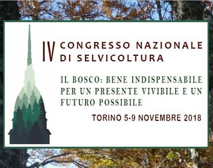 IV Congresso Nazionale di Selvicoltura
