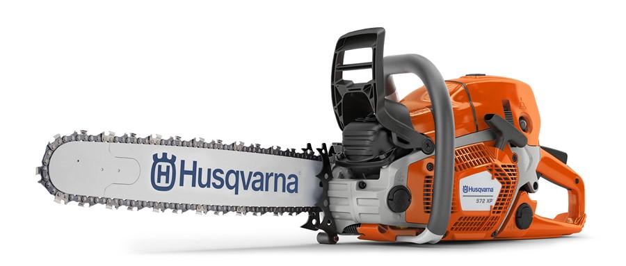 HUSQVARNA a BOSTER nord ovest con la grande novità di casa: Husqvarna 572 XP®