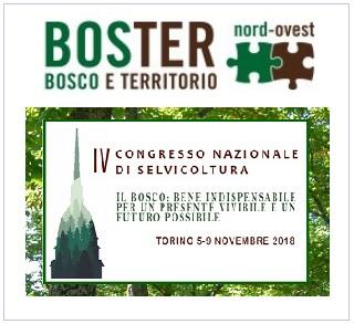 BOSTER nord-ovest: presentazione del IV Congresso Nazionale di Selvicoltura