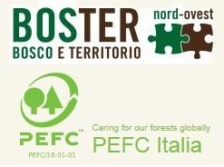 Il programma di PEFC Italia a Boster nord ovest 2018