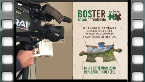 Conferenza stampa ufficiale di presentazione della Fiera Boster Nord Ovest 2018
