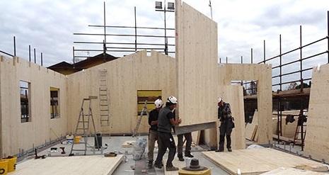 Natural House, l'alternativa all'edilizia tradizionale