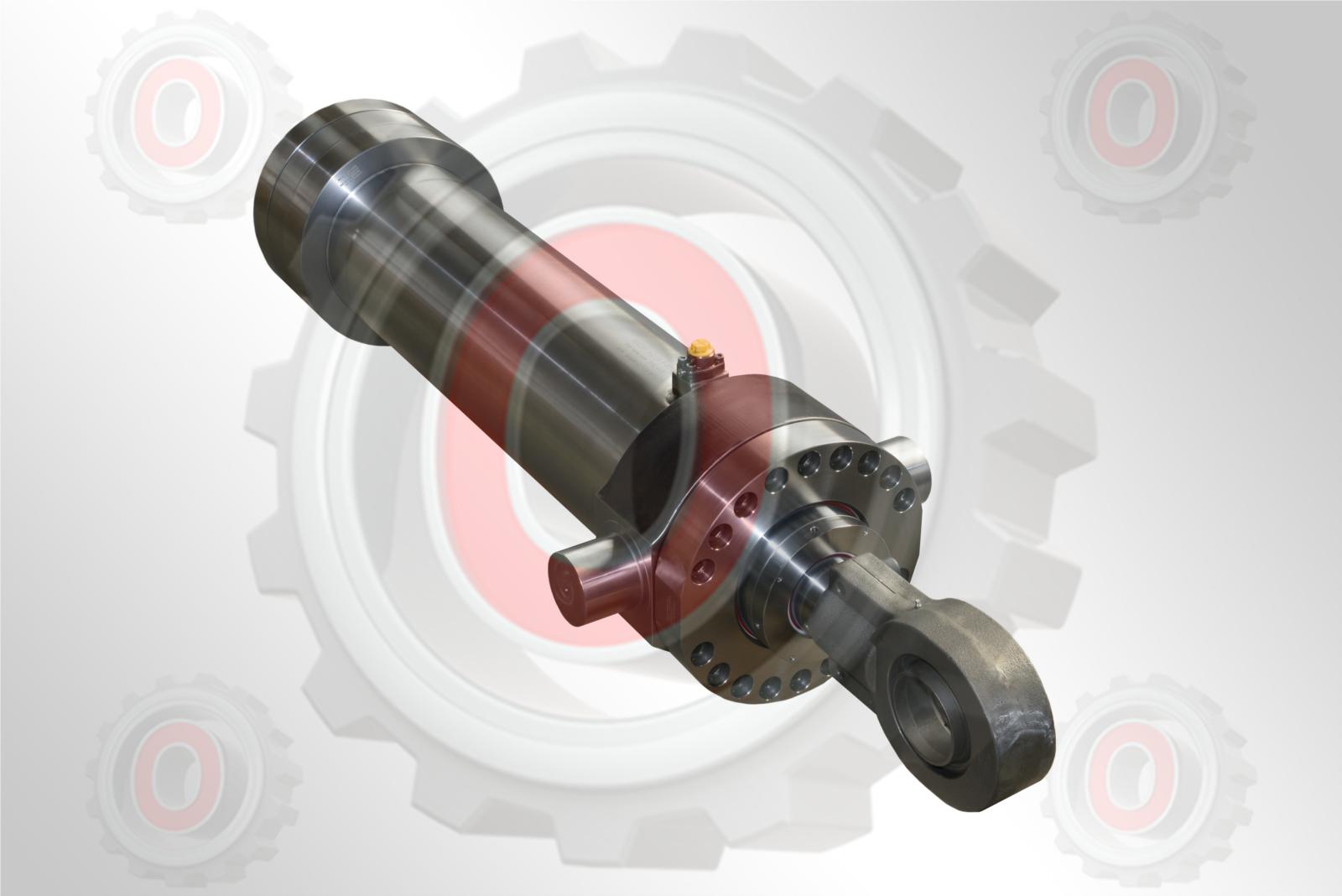 OMAS, Cilindri idraulici e stampa 3D