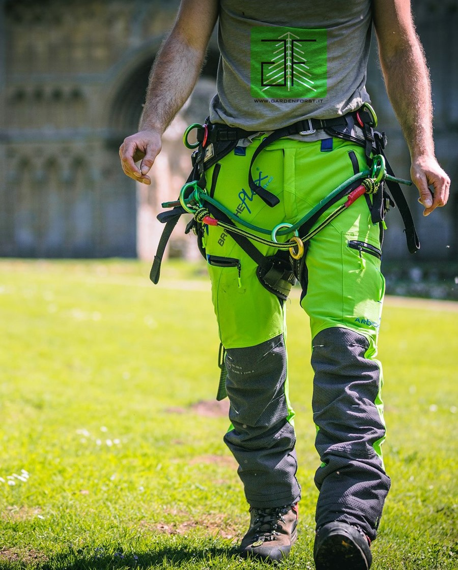 GARDEN FORST, attrezzature e accessori professionali per il Treeclimbing, l'agroforestale e il giardinaggio