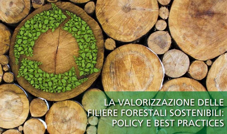 Confagricoltura - Valorizzazione filiere forestali sostenibili
