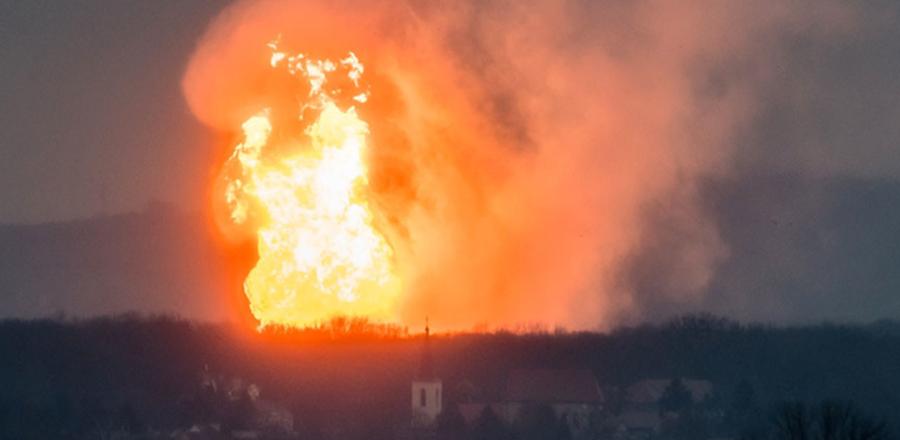 FIPER su Incidente al centro di distribuzione gas di Baumgarten