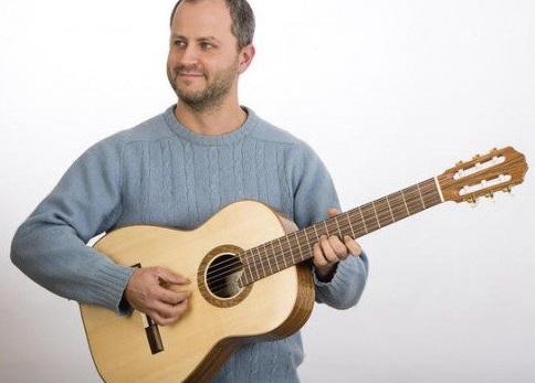 Nasce la chitarra in legno sostenibile