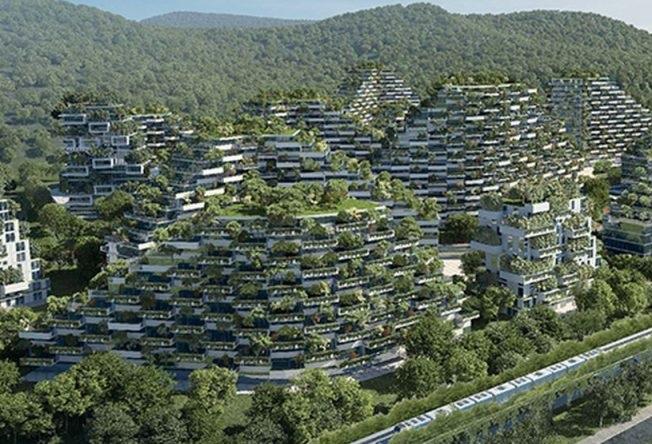 La Cina costruisce la città-foresta: il progetto è di Boeri
