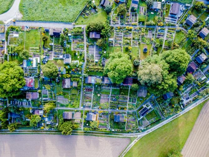 Conaf, l'agronomia urbana contro il consumo di suolo