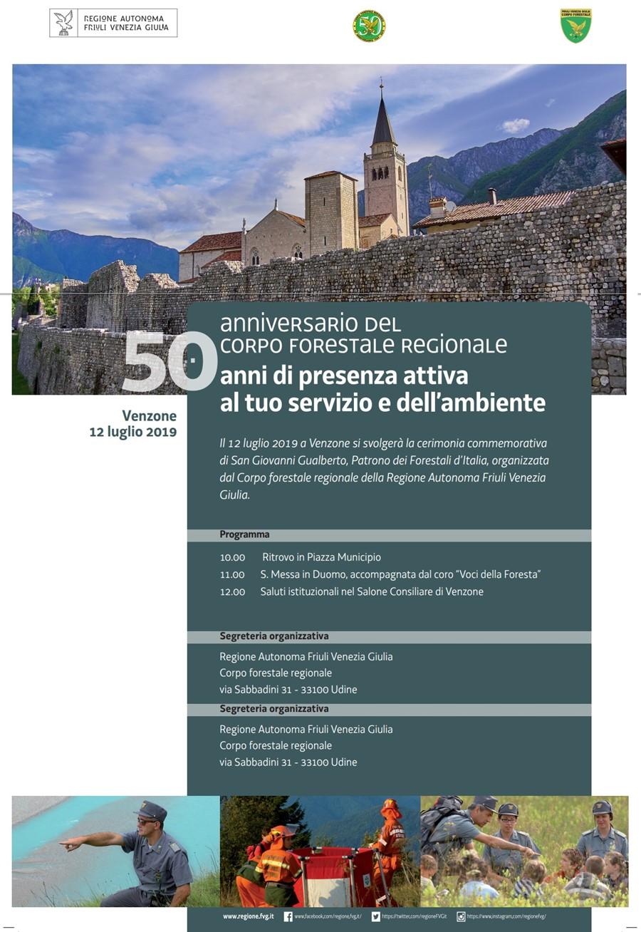 12 LUGLIO:Commemorazione di San Giovanni Gualberto, Patrono dei Forestali