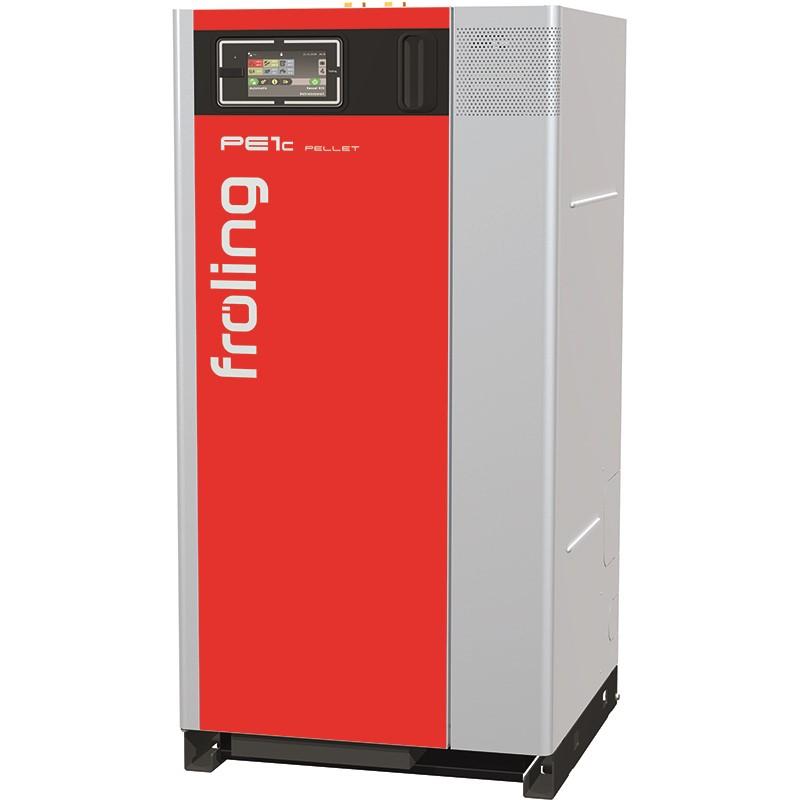 Fröling da oltre 50 anni tecnologia di riscaldamento a biomassa modernissima ed efficiente